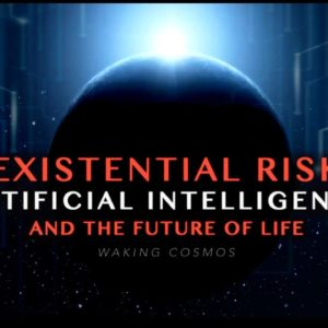 Existential Risk, Artificial Intelligence, and Consciousness | Toby Ord | Waking Cosmos