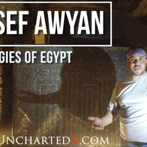 Interviewing Yousef Awyan - discussing the mystery and technologies of Ancient Egypt!