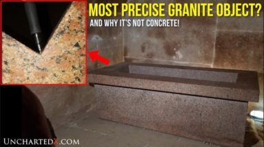 The MOST precisely made granite object of Ancient Egypt - and why it's NOT geopolymer!
