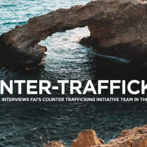COUNTER-TRAFFICKING // Joel Richardson Interviews FAI'S CTI Team