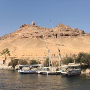 Exploring Various Ancient Sites In Egypt In 2018
