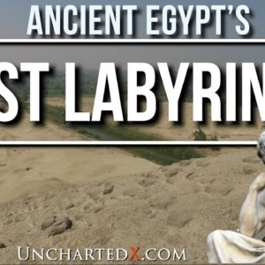 Finding Ancient Egypt's Great Lost Labyrinth!