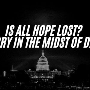 It's Inauguration Day – Is All Hope Lost? #WallBuilders #2021 #truth #History
