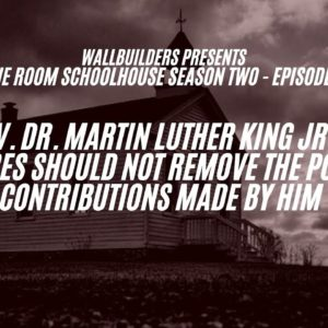 Rev. Dr. Martin Luther King Jr.'s failures should not remove the positive contributions made by him.