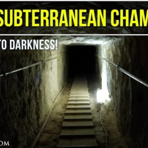 Descent into Darkness! The Subterranean Chamber of the Great Pyramid of Giza