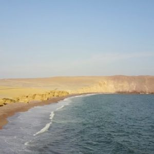 Paracas Wildlife Refuge And Ancient Child Mummy In Peru