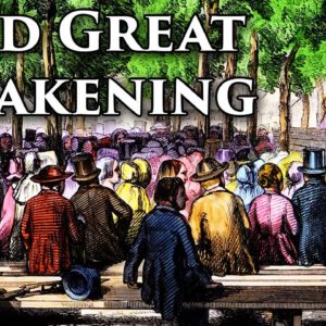 Religion Revived:  The Second Great Awakening | US history lecture