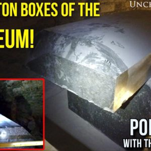 UnchartedX Podcast! - The 100 ton boxes of the Serapeum with the Snake Brothers!