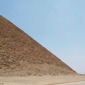 The Bent And Red Pyramids Of Dashur And Ancient Memphis In Egypt