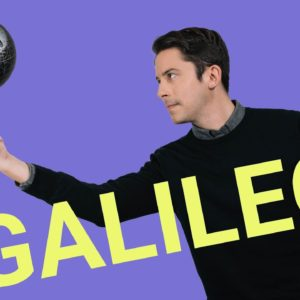 The Book Club: Galileo with Brian Keating