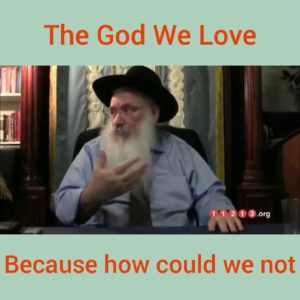 Why God Is Lovable